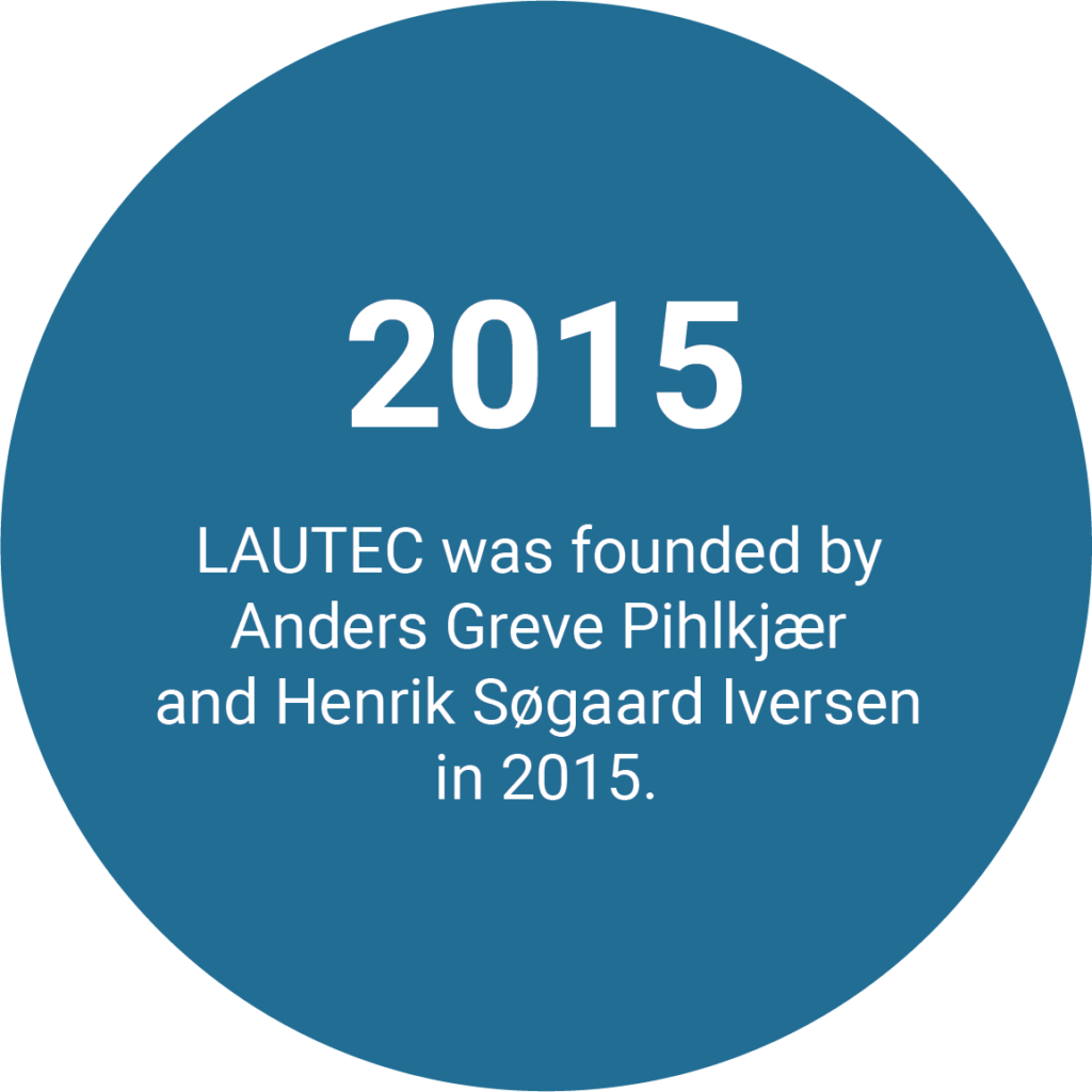 About LAUTEC Founding Date