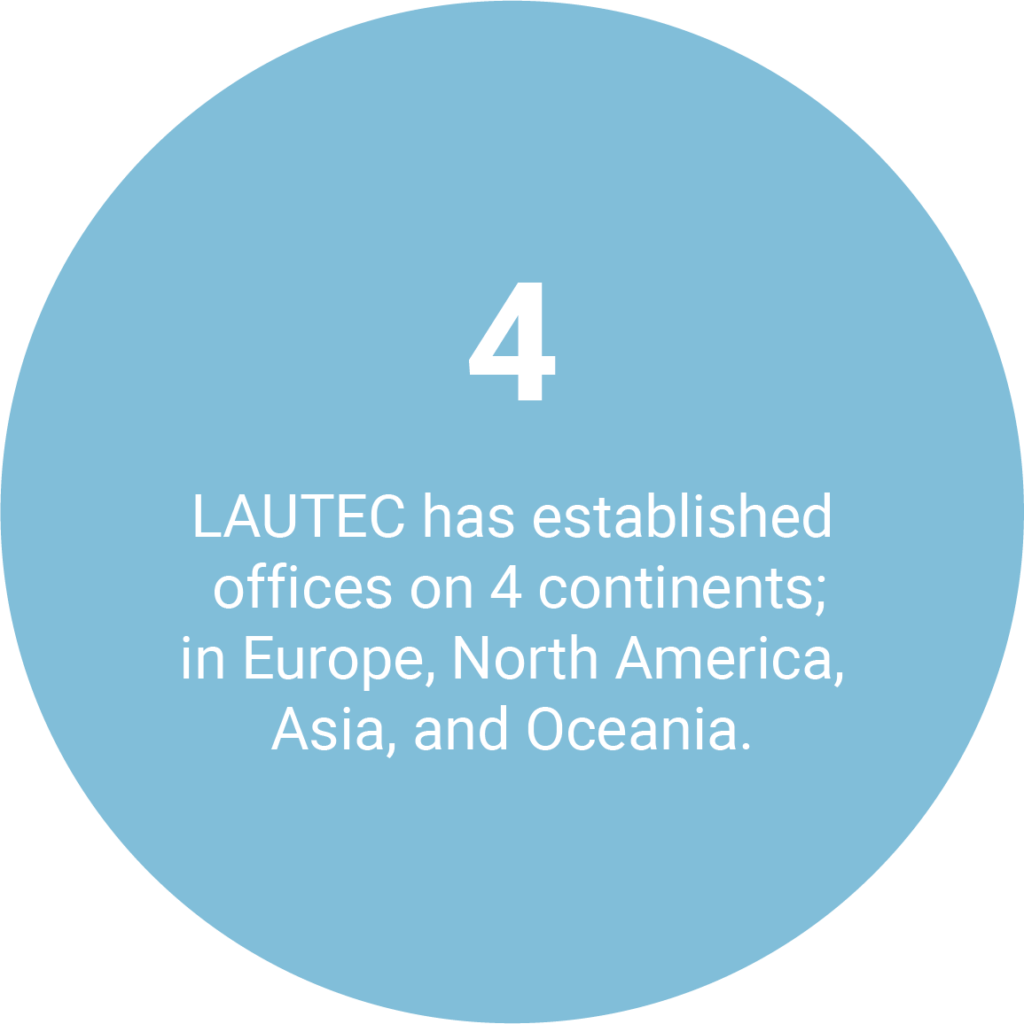 About LAUTEC Offices