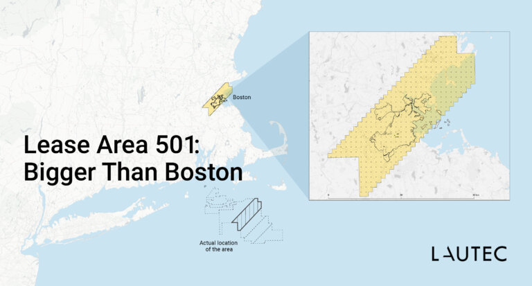 US Offshore Wind Lease Area Bigger Than Boston