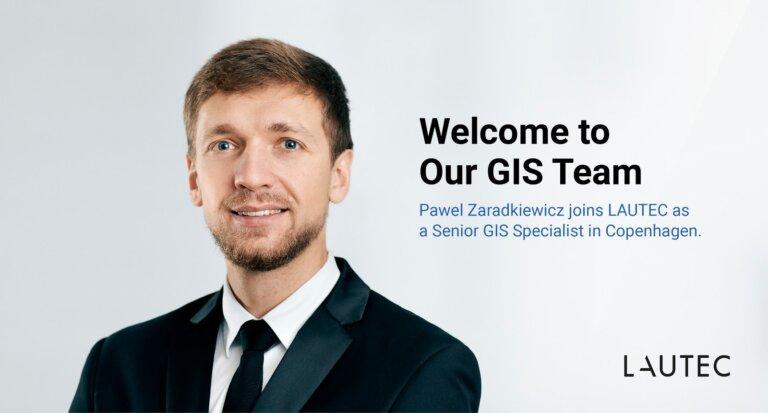 Senior GIS Specialist, Pawel Zaradkiewicz, Joins LAUTEC