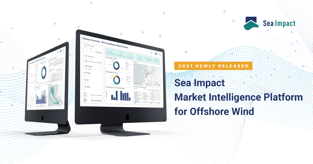 Offshore wind intelligence platform