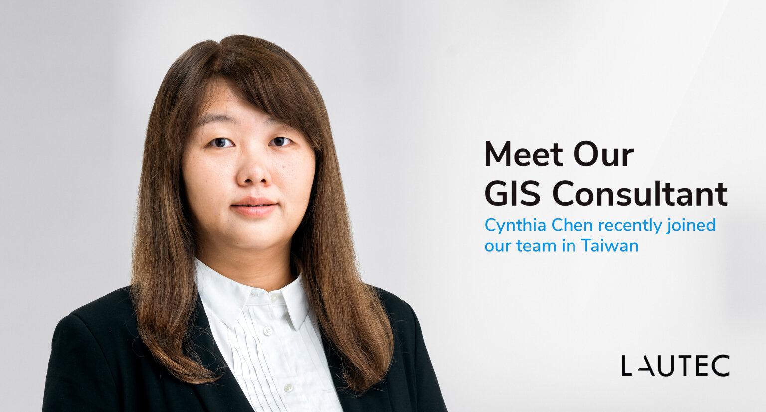 Cynthia Chen GIS Consultant